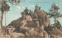 Tence La Pirre Druidique De Crouzillac - France