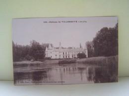 VILLENEUVE-SOUS-CHARIGNY (COTE D'OR) CHATEAU DE VILLENEUVE. - France