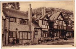 Rottingdean, Nr. Brighton - Tudor Cottages - (1958, Sussex) - Brighton