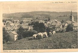Tence Vue Generale La Belle France Les Cevennes - France