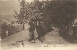 Tence Le Chemin De La Mer - France