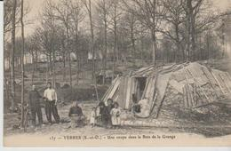 """.915   YERRES  """" ..une Coupe Dans Le Bois De La Grange ..  ) - Yerres"""