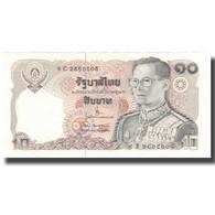 Billet, Thaïlande, 10 Baht, 1981, 1981, KM:98, NEUF - Thaïlande