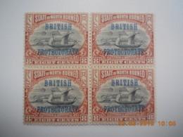 Sevios / Groot Brittannie / **, *, (*) Or Used - Nordborneo (...-1963)