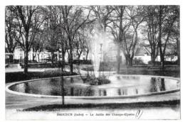 Issoudun (Indre)  Parc Des Champs-Elysées - Issoudun