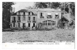 Fotaine-les-Cornus (Oise) Les Petits Ponts - Frankreich