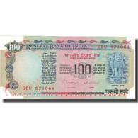 Billet, Inde, 100 Rupees, Undated (1975), KM:85d, SPL - Inde