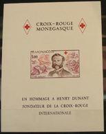 MONACO Bloc N°15 Non Dentelé N**  Cote 350€ - Blocs