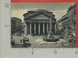 CARTOLINA VG ITALIA - ROMA - Il Pantheon - 10 X 15 - ANN. 1957 - Panthéon