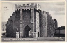 Southampton - Bargate From North - (1957) - Southampton