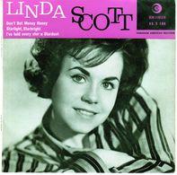 Disque De Linda Scott - Starlight, Starbright - Ricordi 45 S 188 - 1962  - - Rock