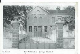 SAINT ANDRÉ LE GAZ    (  ISÈRE   )  Le Foyer Municipal - Saint-André-le-Gaz