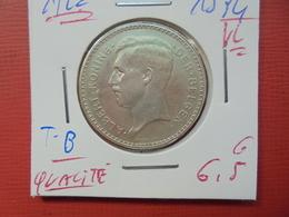 Albert 1er. 20 FRANCS ARGENT 1934 VL. POS.B  BELLE QUALITE ! - 1909-1934: Albert I