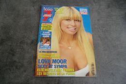 Magazine Télé 7 Jours Du 14 Au 20 Août 1993 - Lova Moor Sexy Et Sympa - - Programmes