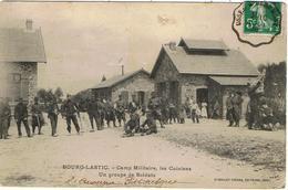 Bourg-Lastic / Camp Militaire / Les Cuisines / Un Groupe De Soldats / Ed. Eyboulet - France