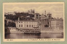 LYON  CATHEDRALE ST JEAN  FOUVIERE - Lyon
