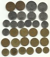Francia - Lotto Di 30 Monete - Francia