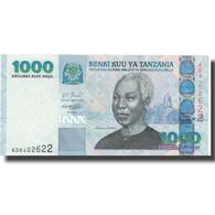 Billet, Tanzania, 1000 Shilingi, Undated (2000), KM:34, NEUF - Tanzania