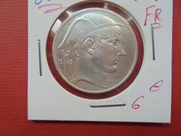 Régence :50 FRANCS ARGENT 1948 FR BELLE QUALITE - 1945-1951: Régence