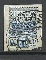 ESTLAND Estonia 1919 O KALLASTE Michel 10 - Estland