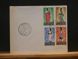 83/871  FDC  TOGO 1966 - Costumes
