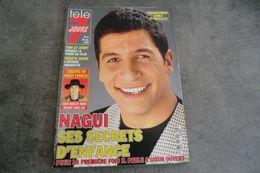 Magazine Télé 7 Jours Du 13 Au 19 Novembre 1993 - Nagui Ses Secrets D'enfance - Programas