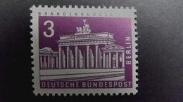 Deutschland Berlin 231 **/mnh, Berliner Stadtbilder, Brandenburger Tor - Unused Stamps