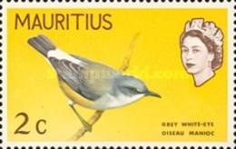 USED STAMPS Mauritius - Birds & Elizabeth II -1965 - Mauritius (1968-...)