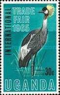 USED STAMPS Uganda - International Trade Fair, Kampal -1965 - Uganda (1962-...)
