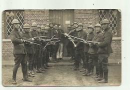 Militairen - Belgie - Camp Van Beverloo-  Fotokaart - Leopoldsburg (Camp De Beverloo)
