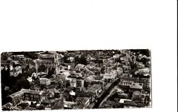 CERIZAY - Vue Générale . Route Des Sables Bressuire.    Vue Panoramique 22.5 X 9. Carte Rare - Cerizay