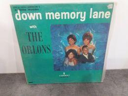 Down Memory Lane With The Orlons - Cameo C61073 - 1963 Vinyl LP Mono Original USA - - Soul - R&B