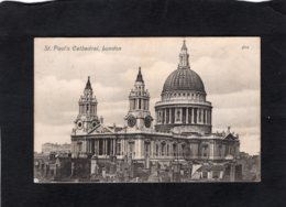 """84937    Regno Unito, St. Paul""""s  Cathedral,   London,   VG  1911 - St. Paul's Cathedral"""