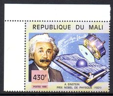 Mali 1454 Prix Nobel De Physique , Albert Einstein - Albert Einstein