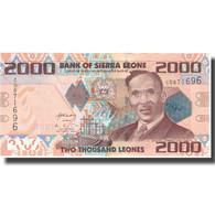 Billet, Sierra Leone, 2000 Leones, 2010, 2010-04-27, KM:31, NEUF - Sierra Leona