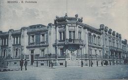 Cartolina - Postcard -non Viaggiata -not Sent  - Messina, Prefettura. - Messina