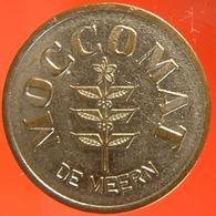 KB296-3 - MOCCOMAT DE MEERN - De Meern Utrecht - WM/B 20.0mm - Koffie Machine Penning - Coffee Machine Token - Professionnels/De Société