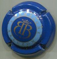 CAPSULE-CHAMPAGNE BREUZON N°06 Contour Bleu - Champagne