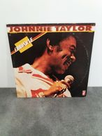 Johnnie Taylor - Chronicle The Twenty Greatest Hits - Stax STX-88001 - 1977  Vinyl LP Original US - Soul - R&B
