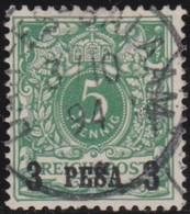 Deutsch  Ost-Afrika    .     Michel  2       .       O     .      Gebraucht - Kolonie: Deutsch-Ostafrika