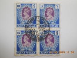 Sevios / Groot Brittannie / **, *, (*) Or Used - Burma (...-1947)