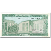 Billet, Lebanon, 5 Livres, KM:62d, SUP - Liban