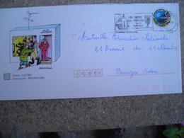 1998 France 98 Garderie Bretécher - Prêts-à-poster:  Autres (1995-...)