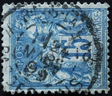 -Sage N°101 Type Ll. O AIRE-S-LA-LYS.24 Mars 1899. - 1876-1898 Sage (Type II)