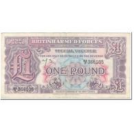 Billet, Grande-Bretagne, 1 Pound, 1948, Undated (1948), KM:M22a, TTB - Forze Armate Britanniche & Docuementi Speciali
