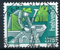 783 / 1413 Mit Perfektem Vollstempel JONA Am Zürichsee - Switzerland