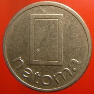 KB306-3 - NATOMA Ned. Automaten Mij - Den Haag - WM 22.5mm - Koffie Machine Penning - Coffee Machine Token - Professionals/Firms