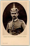 52363617 - Friedrich Franz Grossherzog Von Mecklenburg-Schwerin - Reichsverband Zur Unterstuetzung Deutscher Veteranen - Königshäuser