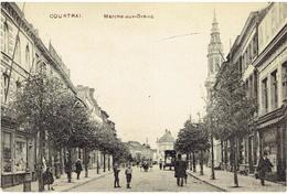 COURTRAI - Marché Aux Grains - Kortrijk