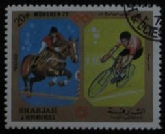 1972 Sharjah   Vélo Cycliste Cyclisme Bicycle Cycling Fahrrad Radfahrer Bicicleta Ciclista Ciclismo [ag62] - Cyclisme